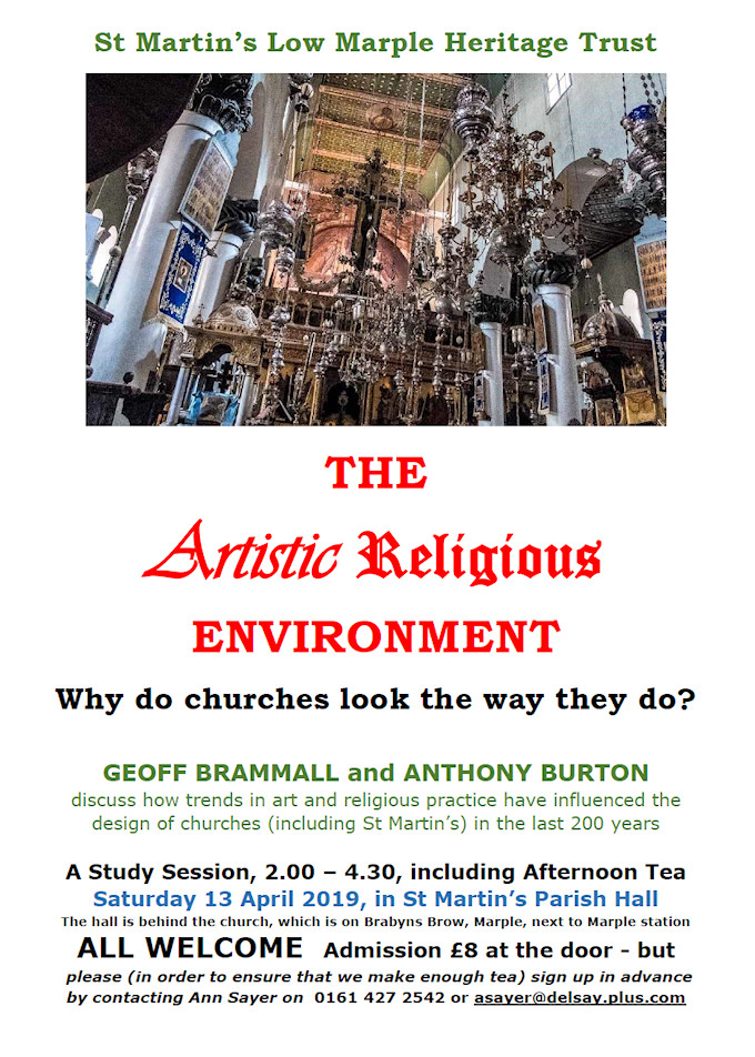 The Artistic Religious Environment