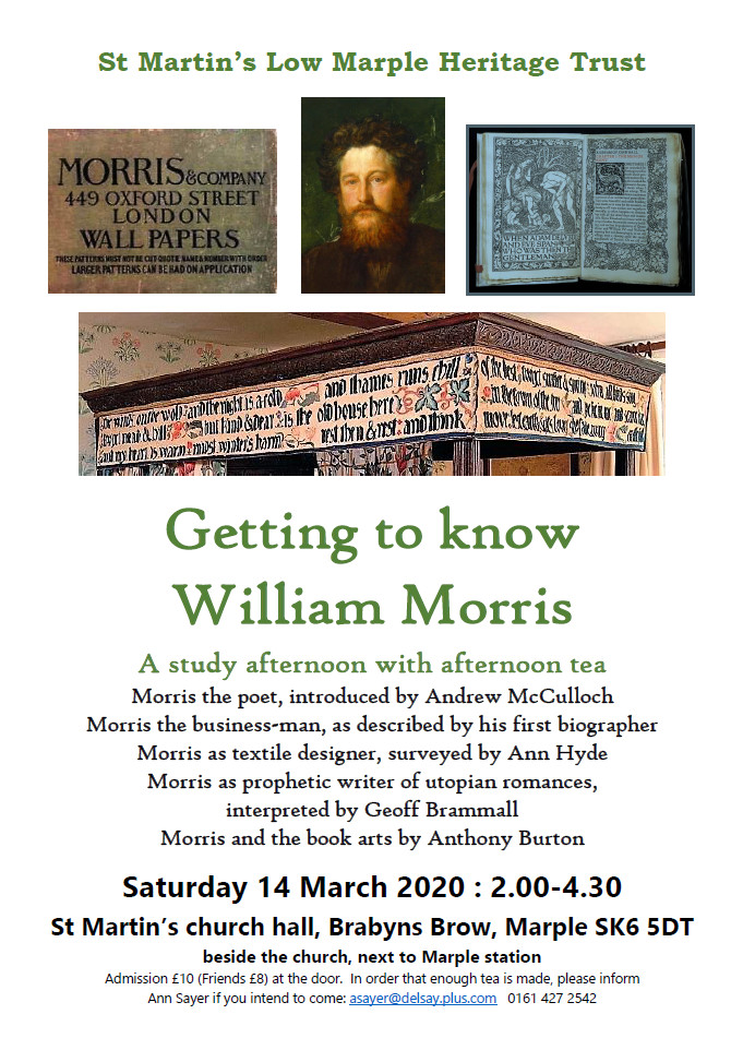 Getting to know William Morris